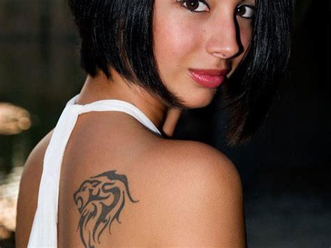 lion tattoo designs  boys  girls   daring
