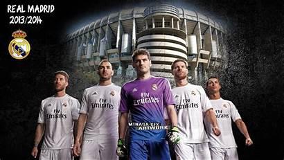 Madrid Wallpapers Realmadrid Deviantart Team Kit Hope