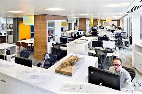 bureau open space inside rtkl 39 s architecture studio office