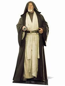 Obi Wan Kenobi (Alec Guiness) Cardboard Cutout - Star Wars