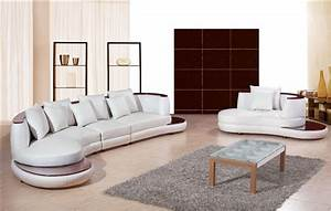 modern white sectional sofa tos lf 105 chse With sectional sofa 105