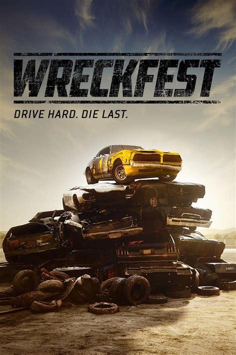 wreckfest  xbox   mobygames