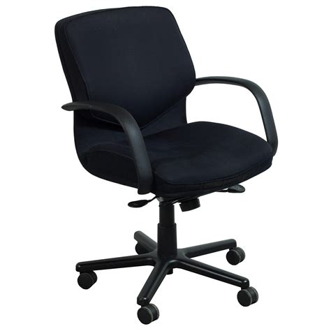 herman miller geiger wavelar used conference chair black