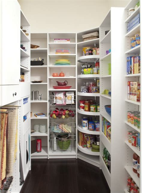 Amazing Pantry Designs by 15 Handy Kitchen Pantry Designs With A Lot Of Storage Room
