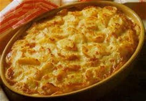 gratin de pommes de terre oignons et jambon recette