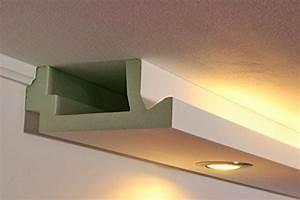 Led Lichtleiste Decke : stuckleisten lichtprofile f r indirekte led beleuchtung wdml 200a pr bendu fassaden stuck ~ Markanthonyermac.com Haus und Dekorationen