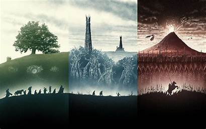Wallpapers Gondor Rings Lord Lotr Found Today