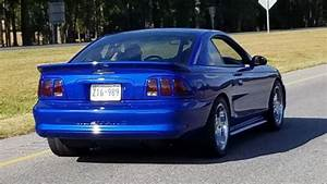 "1994 Ford Mustang ""Cobra"" SN95 - Classic 1994 Ford Mustang for sale"