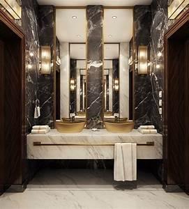 Modern, Luxury, Bathroom, On, Behance