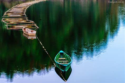 indra sarovar  largest man  lake
