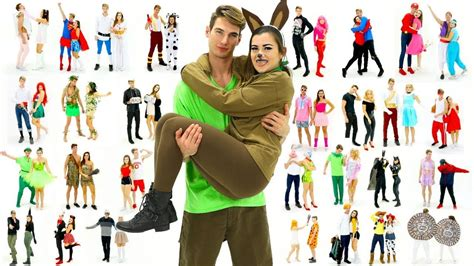 minute couple halloween costume ideas diy