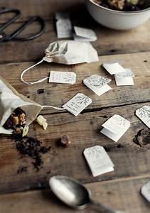 Sachets De Thé À Remplir : sachets de th offrir trois fois par jour ~ Melissatoandfro.com Idées de Décoration