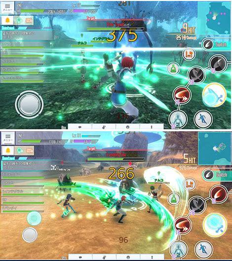 Sword Integral Factor Screenshot 2018 06 02 04 37 05 529 Le Jeu Mobile Sword Integral Factor Arrive