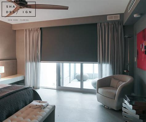 il villagio luxury condo motorized shades