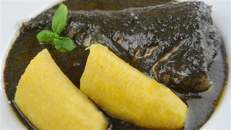 recette de cuisine camerounaise recette du mbongo tjobi la tradition culinaire des bassas