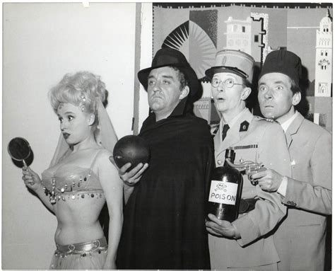 CARRY ON SPYING 1964 Barbara Windsor Charles Hawtrey ...