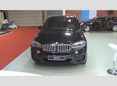 BMW X5 XDrive 40d M Sport 2016 Exterior and Interior in