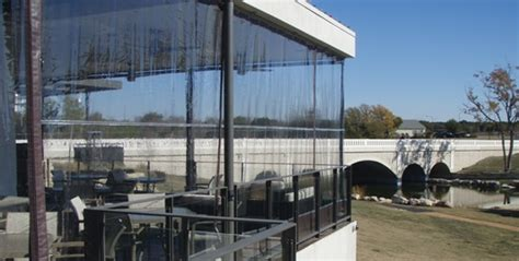 clear vinyl patio enclosures strong enough to stand the