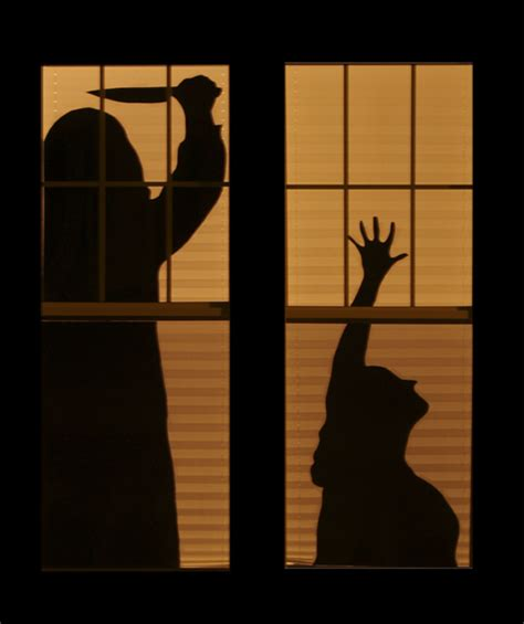 Nightmare Before Christmas Halloween Decorations Outdoor by 35 Ideas To Decorate Windows With Silhouettes On Halloween