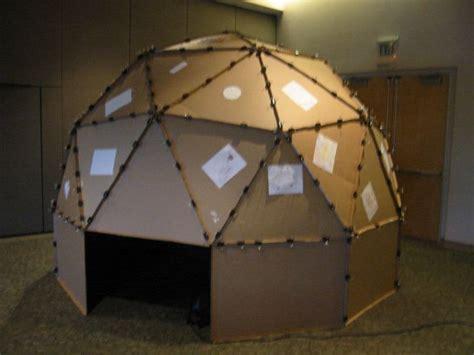 digital home planetarium diy cardboard