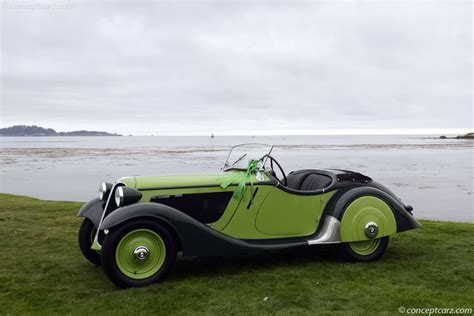 1935 BMW 315 Image. Chassis number 51859