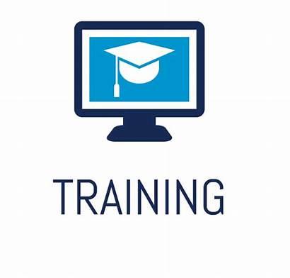 Training Computer Icon Course Come Tutorial Class