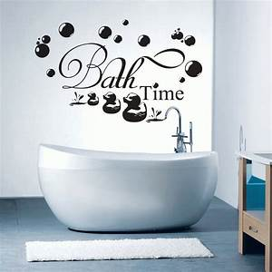 Trending wall art quotes decals for home decor dream for Wall art stickers for bathrooms