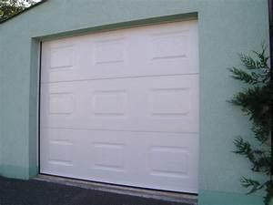 devis de porte de garage cassette dans lherault portes de With porte de garage a cassette