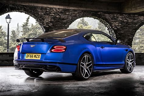 bentley continental gt supersport 2017 bentley continental supersports 7 things you didnt