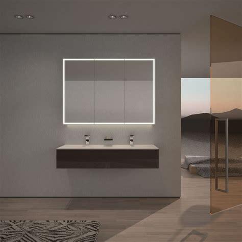 Badezimmer Spiegelschrank Cara by Die Besten 25 Spiegelschrank Led Ideen Auf