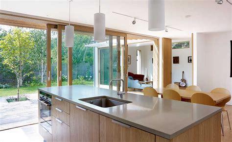 Small Kitchen Island Ideas - patio doors bi fold sliding or french homebuilding renovating