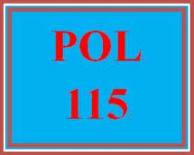 POL 115 Week 5 Political Parties, Political Participation ...