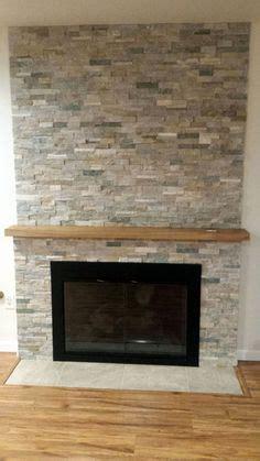 ledgestone fireplace tile desert quartz ledgestone wall