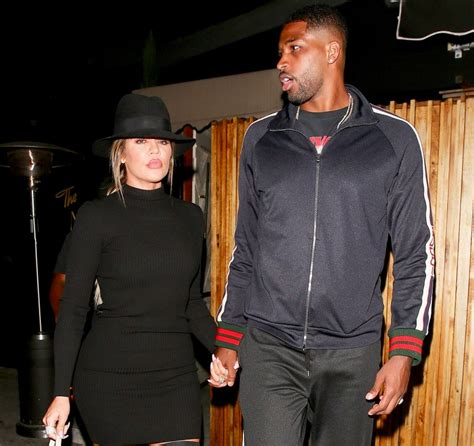 Khloe Kardashian's BF Tristan Thompson Walks Into Hotel ...