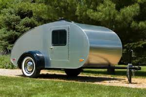 Teardrop Camper Trailer Plans