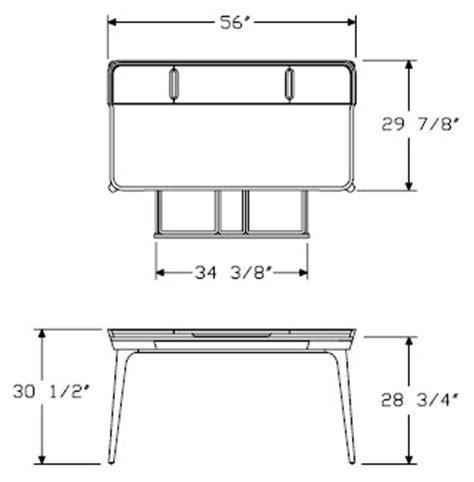 Herman Miller Airia Desk Dimensions airia desk by herman miller lifework collection smart