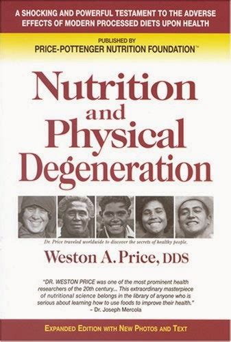 book review nutrition  physical degeneration