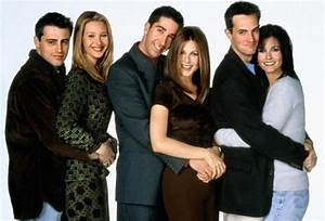 'Friends' Reunion on NBC: Cast Reunites for James Burrows ...