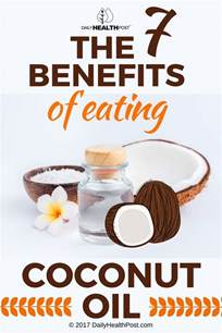 Images of What Are The Benefits Of Coconut Oil