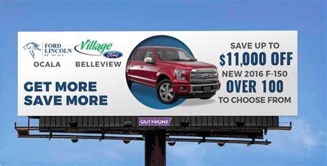 Billboard Advertising Florida  D2mfp Advertising Agency