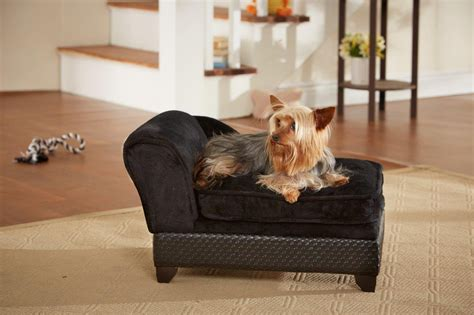 Chaise Lounge For Dogs by Black Chaise Lounge Storage Bed Rosies Hounds At