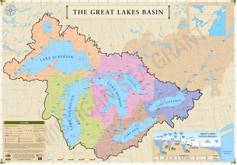 about the great lakes michigan sea grant