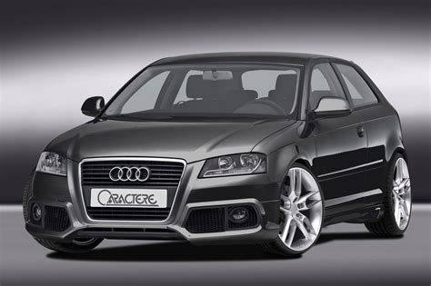 Audi A3 by Audi A3 Facelift By Caractere