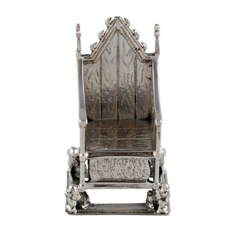 king edwards chair antique sterling silver chair silver king edward s chair