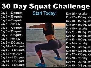 Jen Selter's 30 Day Squat Challenge | FTD