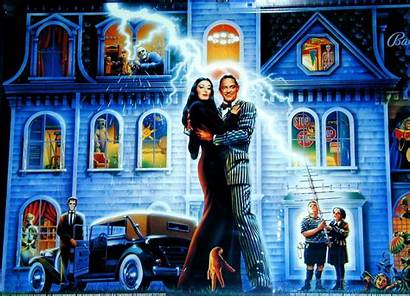 Addams Background Tv Wallpapers
