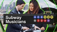 S1 E28: What It's Like Busking in the NYC Subway   Sound ...