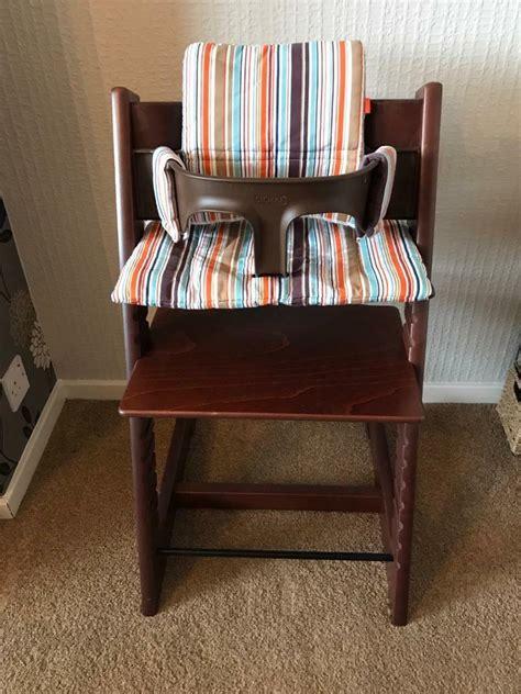 Stokke Tripp Trapp Walnuss by Stokke Tripp Trapp 174 Chair Walnut In Cults Aberdeen