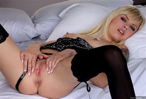 Wallpaper emma mae, blonde, tits, pussy, spreading legs, stockings, spreading pussy desktop ...