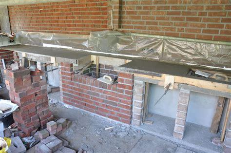 aussenküche gemauert meine aussenküche mit monolith und firemagic gasgrill bbq in wesel memyself grillt